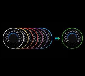 Hiển thị mức tiêu thụ nhiên liệu