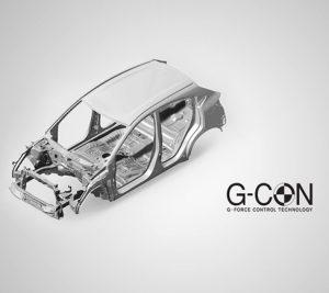 Khung xe G-con