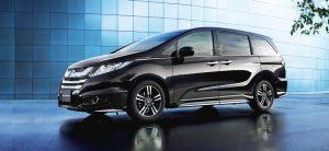 Đánh giá nhanh thiết kế ô tô Odyssey 2019