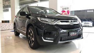 Hé lộ Honda CR-V 2020 phiên bản lắp ráp tại Việt Nam