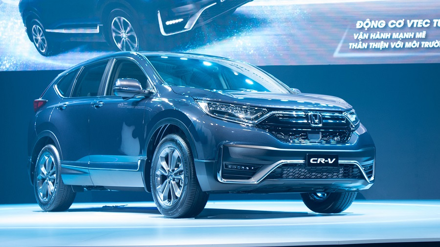 So sánh Honda CR-V 2020 (facelift) và Honda CR-V 2019 (Phần 1)