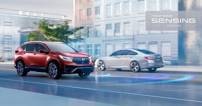 So sánh Honda CR-V 2020 (facelift) và Honda CR-V 2019 (Phần 2)