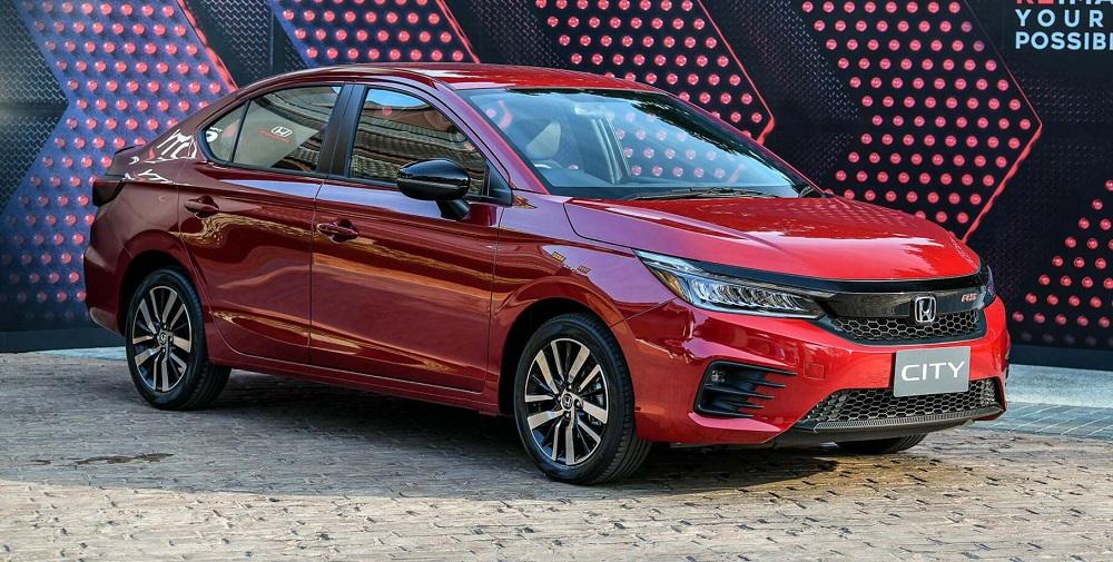 Các chi tiết mới về Honda City 2021 vừa lộ diện tại Việt Nam