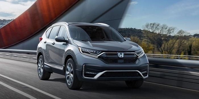 Điểm mặt những đổi mới trên Honda CR-V 2020 lắp ráp trong nước